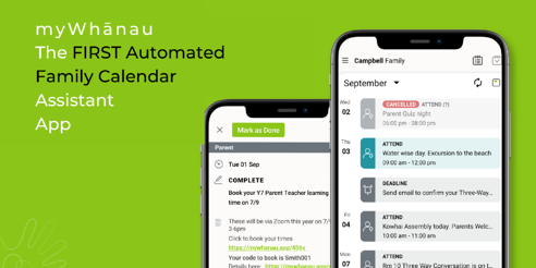 The FIRST Automated Family Calendar App 2_1