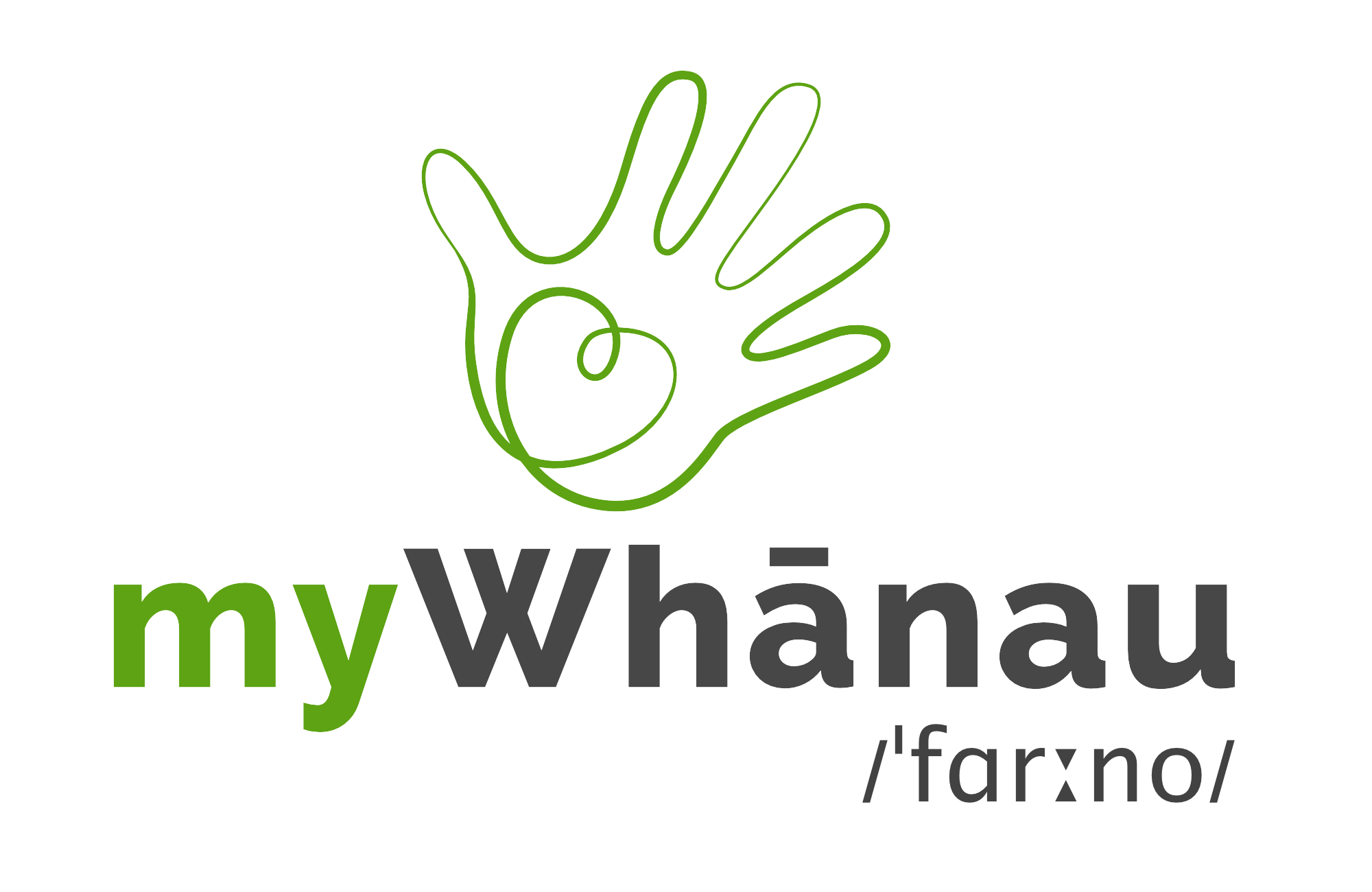 myWhanau-logo-phonetic
