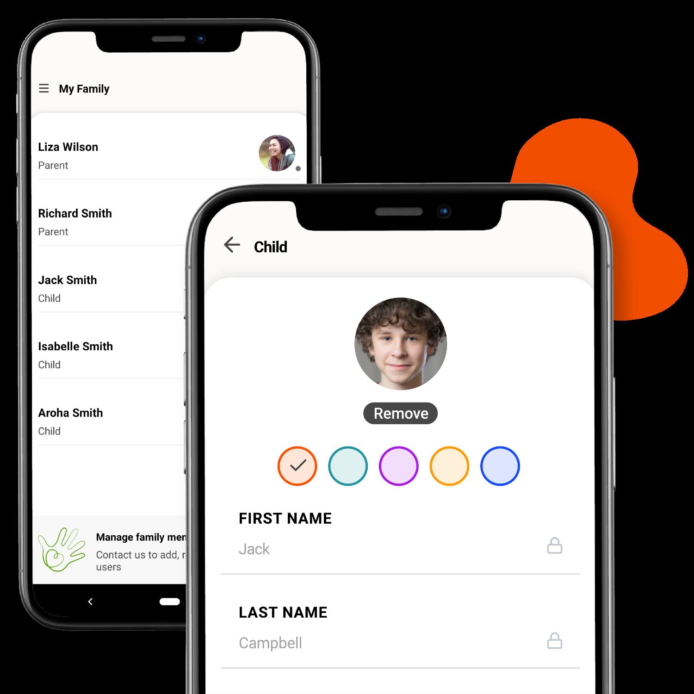 Family Calendar Assistant App-03-1-1